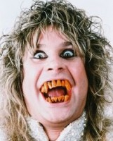 Бог ненавидит Ozzy Osbourne!